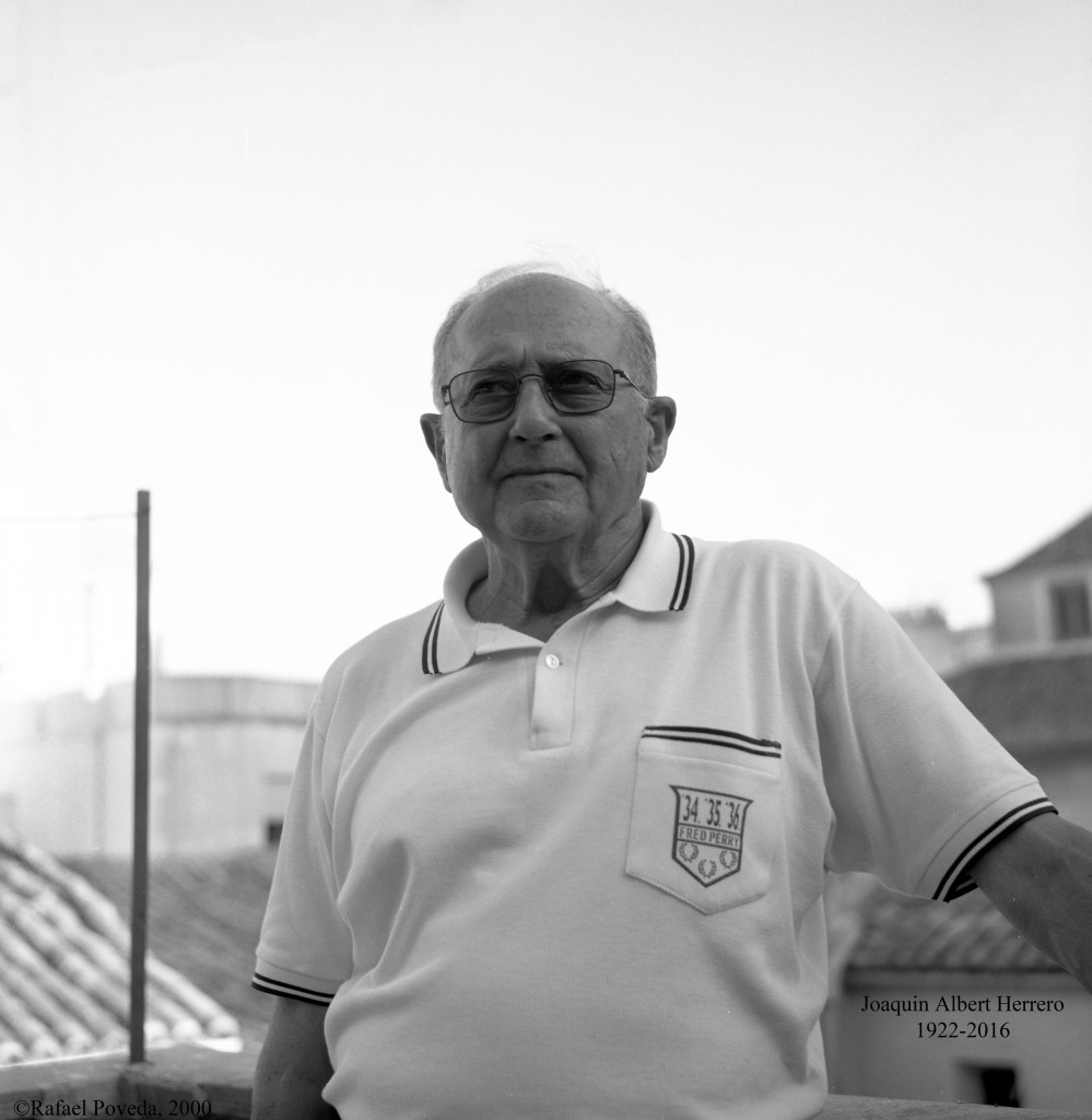 Joaquin Albert Herrerox